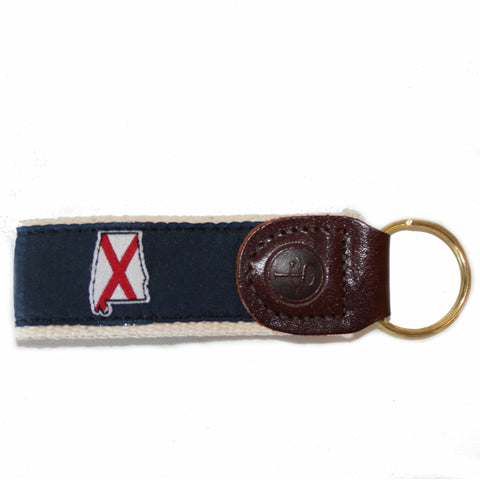 Alabama Traditional Key Fob