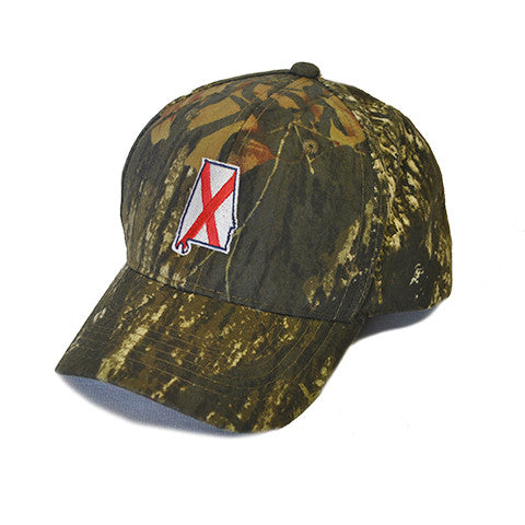 Alabama Traditional Youth Hat Camo