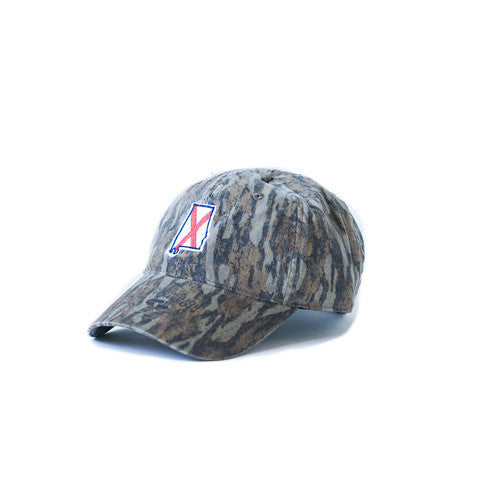 Alabama Traditional Hat Bottomland Camo