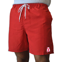 Alabama Traditional Swimwear Red