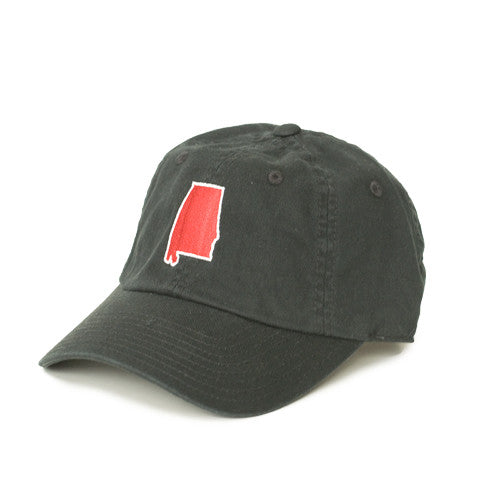 Alabama Troy Gameday Hat Black