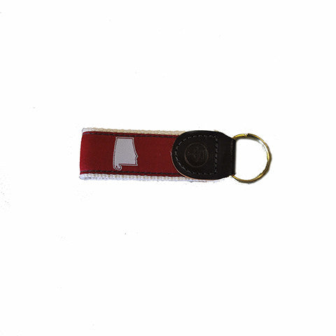 Alabama Tuscaloosa Gameday Key Fob