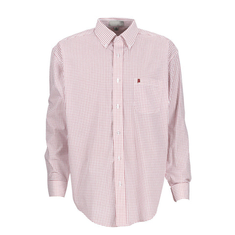 The McDowell Woven Alabama Tuscaloosa Gameday Crimson Large