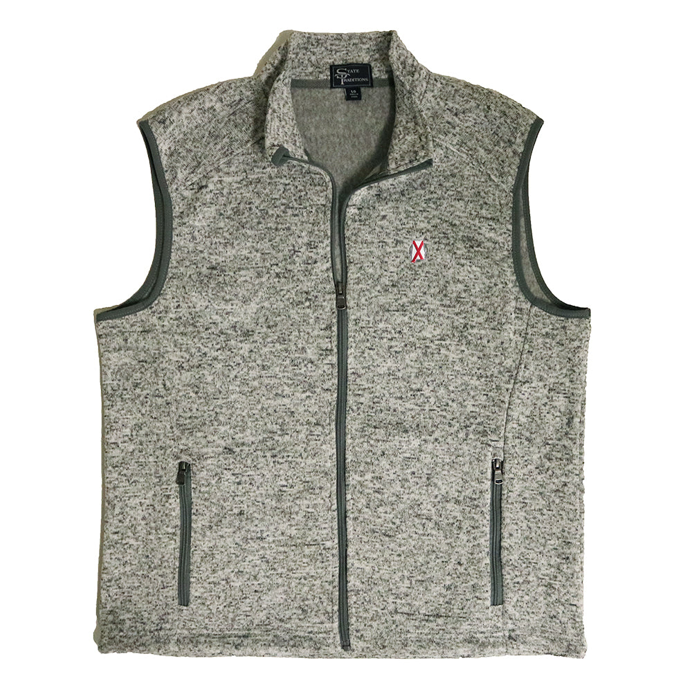 Alabama Traditional Heather Sweater Vest