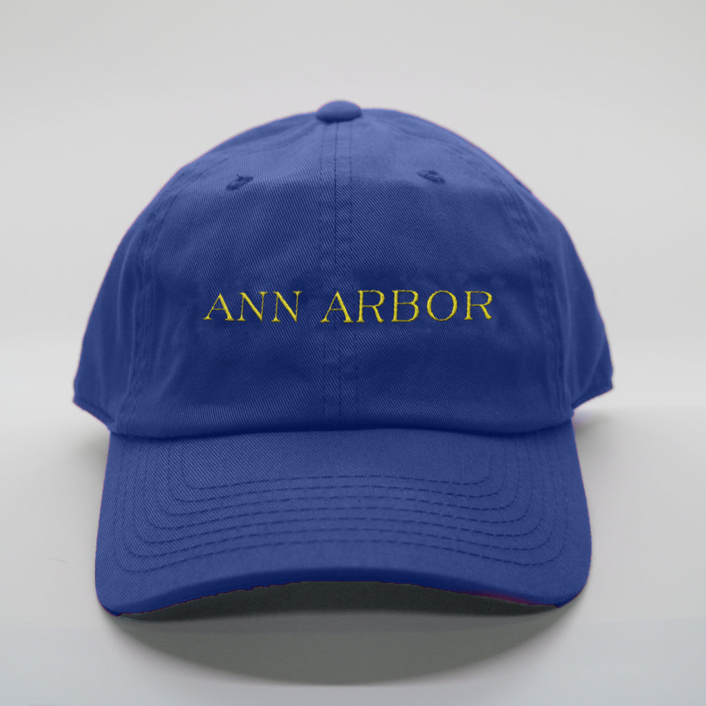 Michigan Ann Arbor City Series Hat