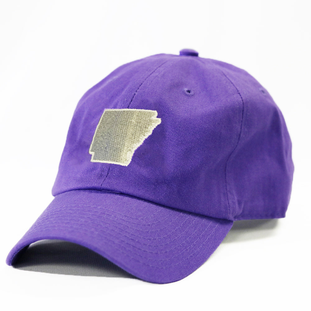 Arkansas Conway Gameday Hat Purple