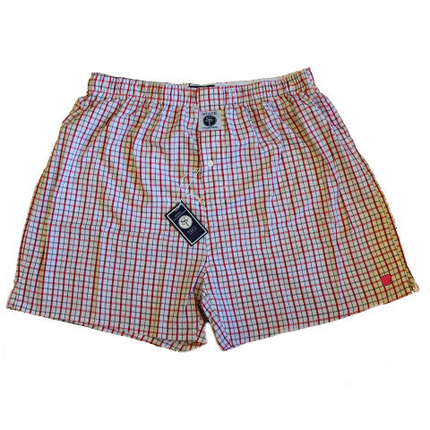 Arkansas Fayetteville Gameday Boxers Red and Black