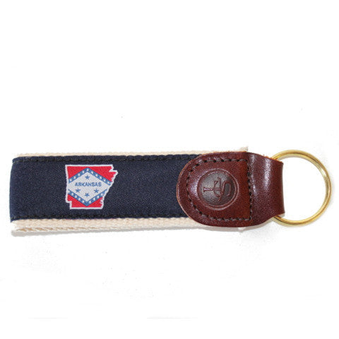 Arkansas Traditional Key Fob