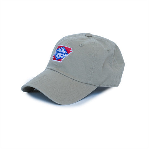 Arkansas Traditional Hat Khaki