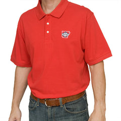 Arkansas Traditional Polo Red