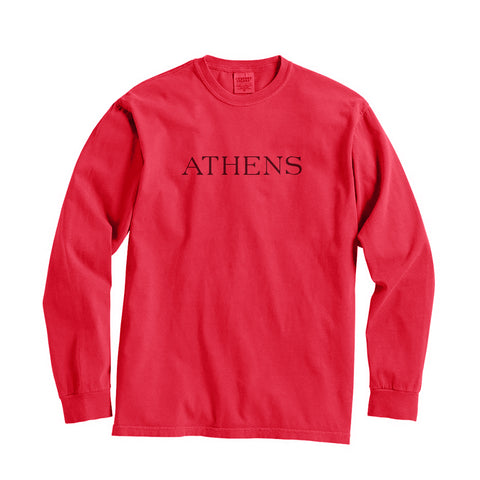 Georgia Athens City Series Long Sleeve T-Shirt
