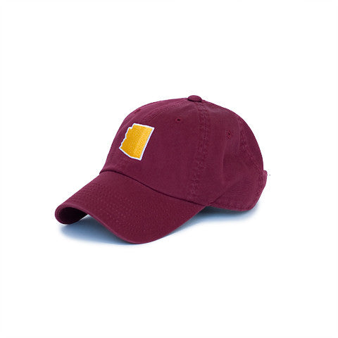 Arizona Tempe Gameday Hat Maroon