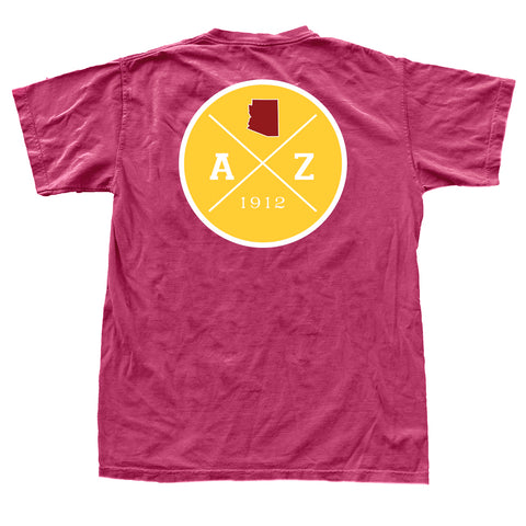 Arizona Gameday Crossing T-Shirt