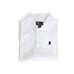 Alabama Auburn Clubhouse Performance Polo White
