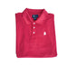 Alabama Tuscaloosa Clubhouse Performance Polo Crimson