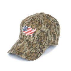 America Traditional Hat Bottomland Camo