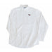 America Traditional Coastline Vented Woven Shirt White