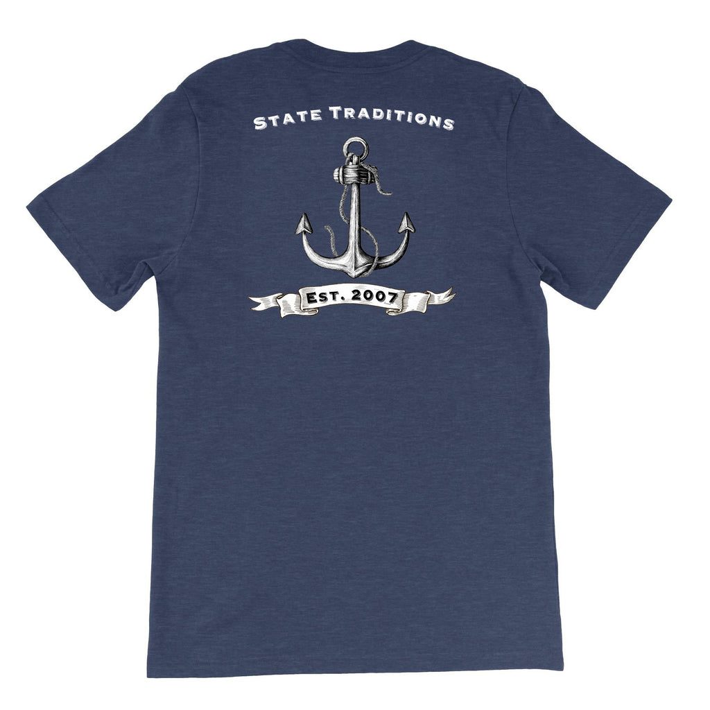 Southern Seaways Anchor T-Shirt