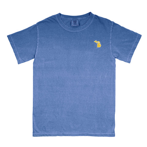 Michigan Ann Arbor Gameday Everyday T-Shirt
