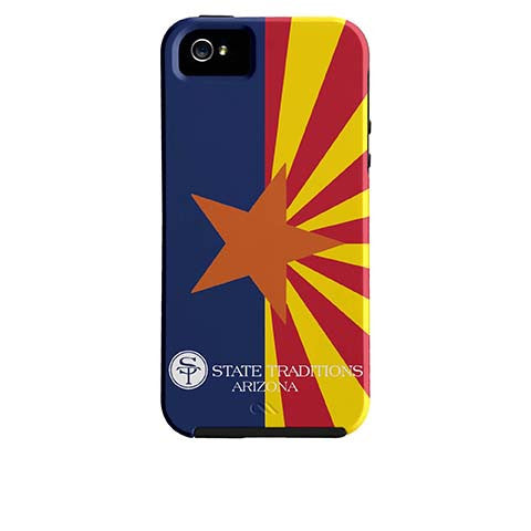 Arizona Flag iPhone Case