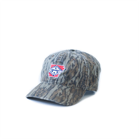 Arkansas Traditional Hat Bottomland Camo