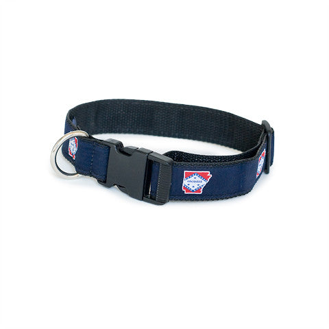 Arkansas Traditional Dog Collar