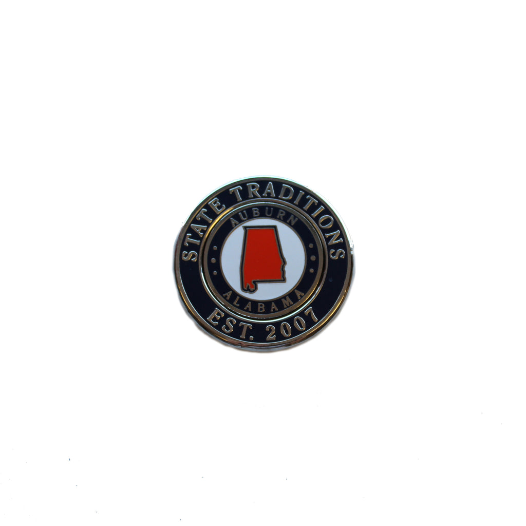 Alabama Auburn Gameday Duo Golf Ball Marker