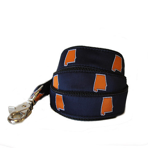 Alabama Auburn Gameday Dog Leash/Lead