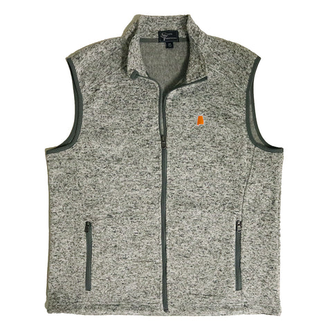 Auburn Gameday Heather Sweater Vest
