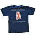 Alabama Auburn Traditional Youth T-Shirt Navy