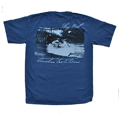 Timeless Traditions Baseball T-Shirt Midnight