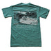 Timeless Traditions Baseball T-Shirt Seafoam