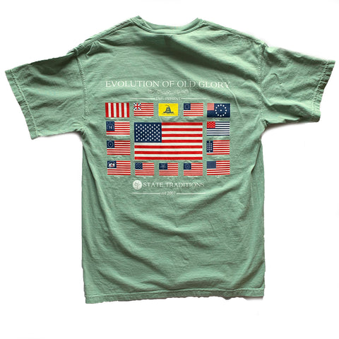 Old Glory T-Shirt Bay