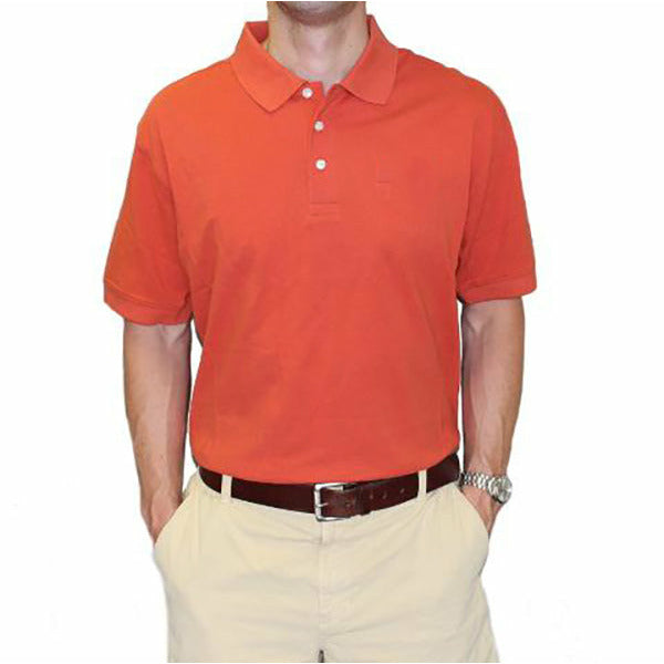 Everyday Polo Burnt Orange