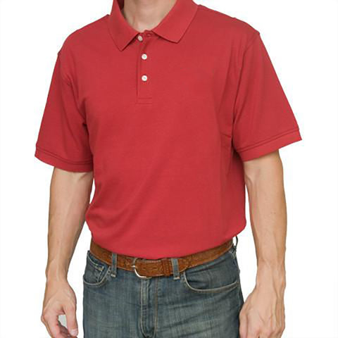 Everyday Polo Crimson
