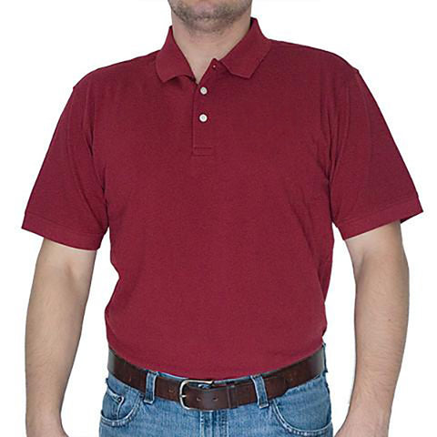 Everyday Polo Maroon