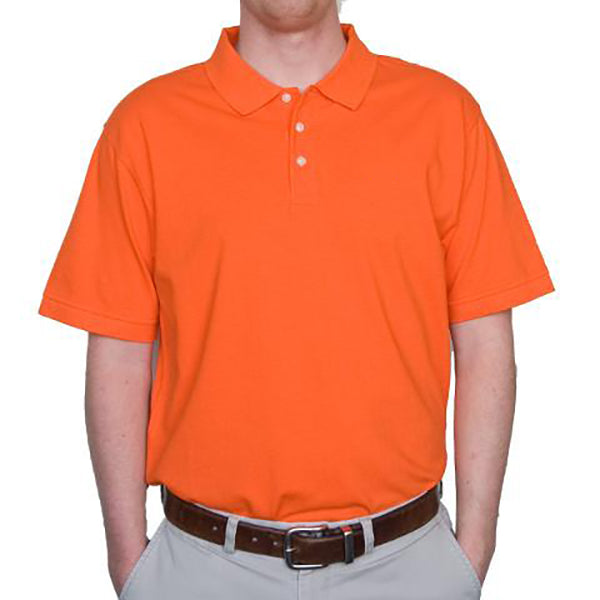 Everyday Polo Orange