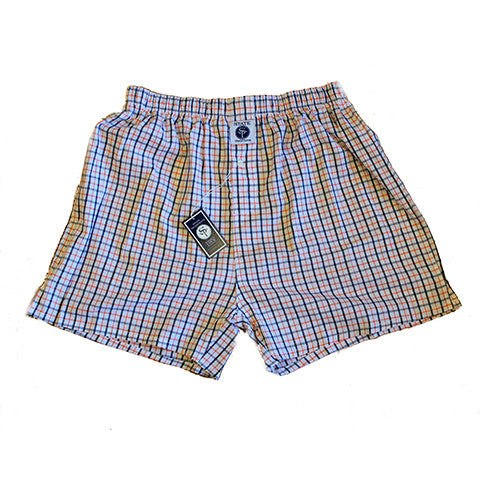 State Traditions Boxers Blue and Orange