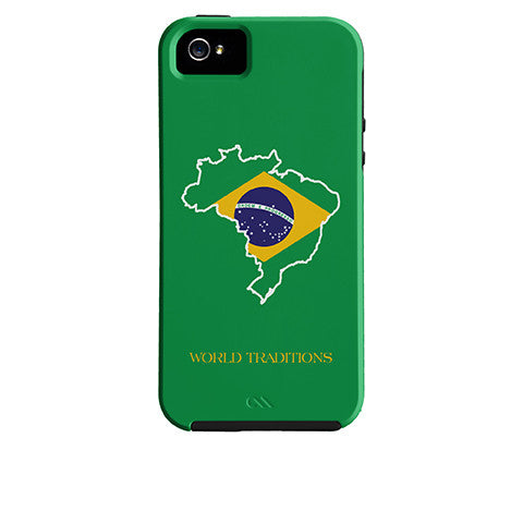 Brazil Traditional iPhone Case