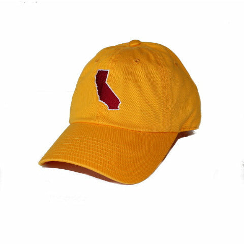 California Los Angeles Gameday Hat Gold