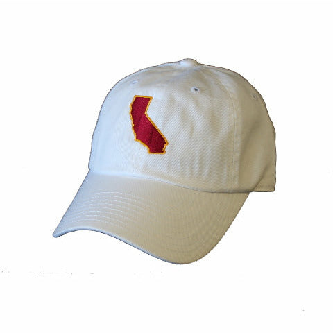 California Los Angeles Gameday Hat White