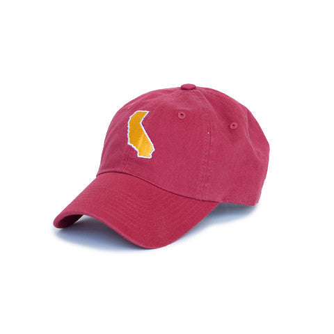California Los Angeles Gameday Hat Crimson