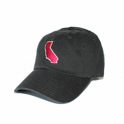 California Palo Alto Gameday Hat Black