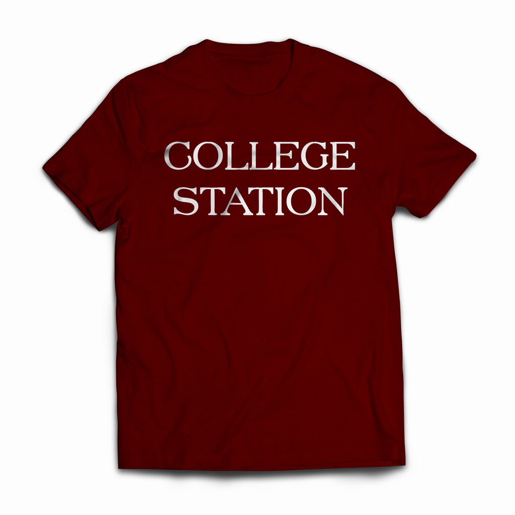College Station City Series T-Shirt