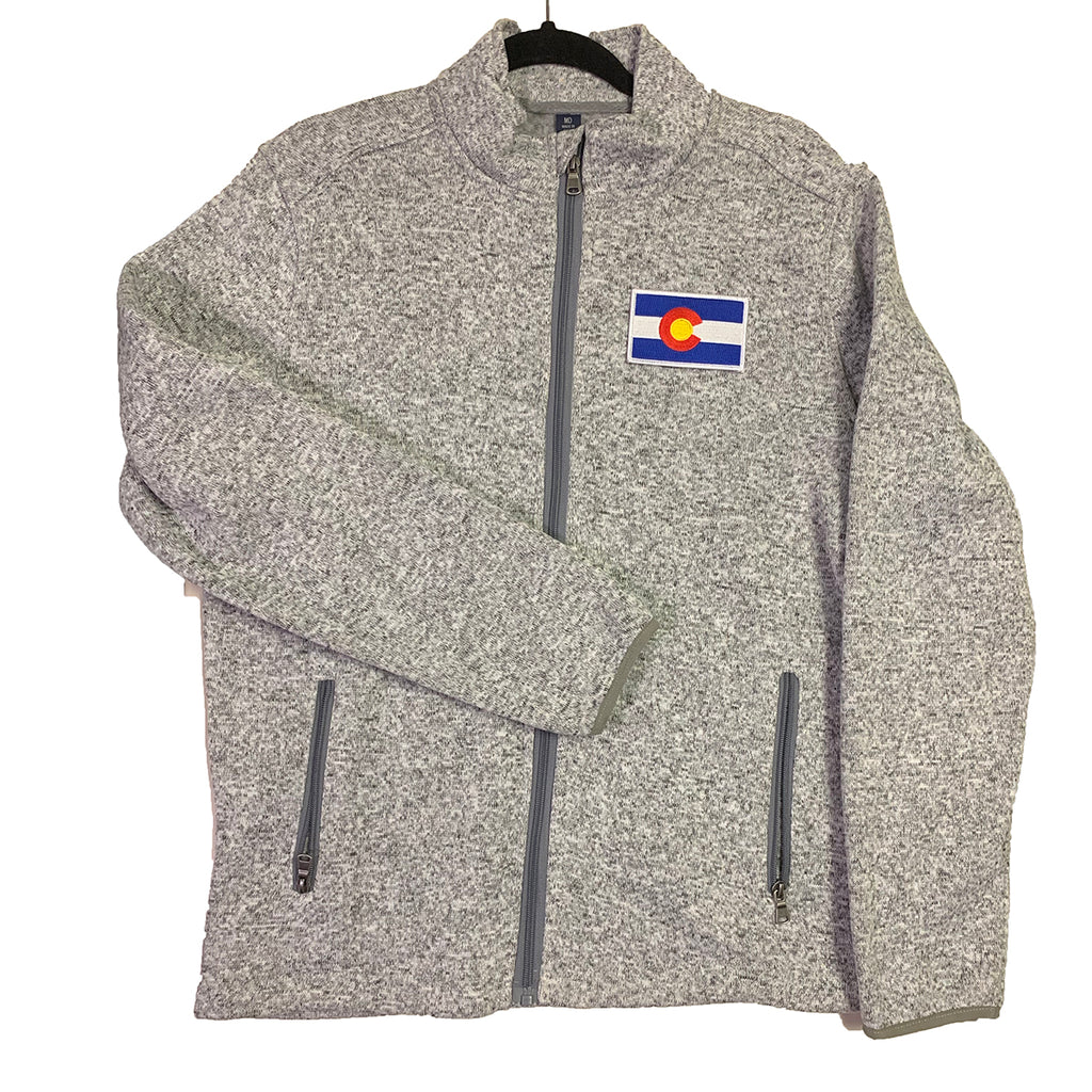 Colorado Flag Heather Sweater