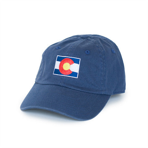 Colorado Traditional Hat Navy