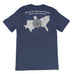 Southern Seaways Head Due South T-Shirt