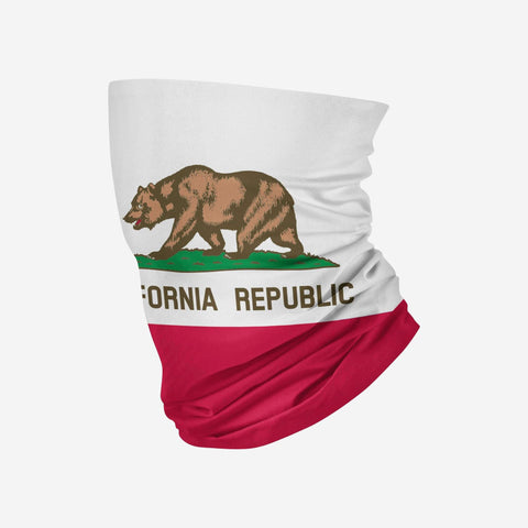 California Traditional Neck Gaiter