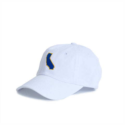 California Berkeley Gameday Hat White