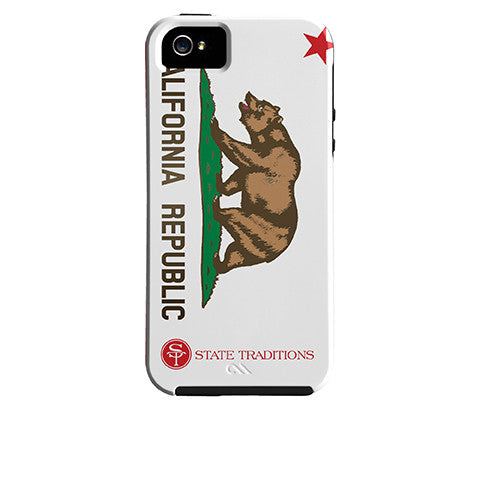 California Flag iPhone Case